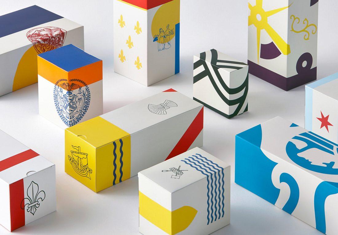 Cook & Nelson. Un packaging innovativo per un tradizionale cesto regalo
