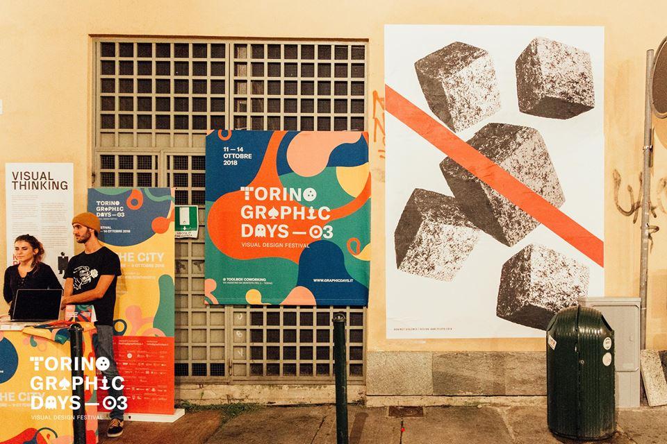 """Torino Graphic Days, """"In the City"""" - © Torino Graphic Days"""