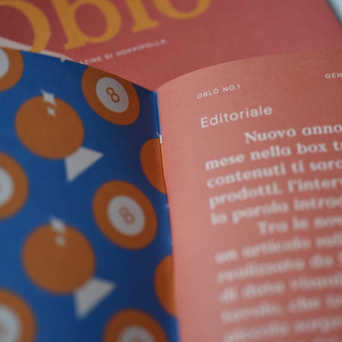 Il nuovo magazine di Hoppípolla. Un destino segnato?