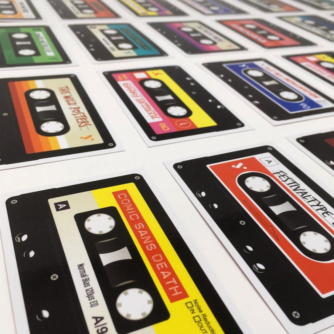 Il gioco memory a tema anni '80 per Printaly. Intervista a Paola Patrizi