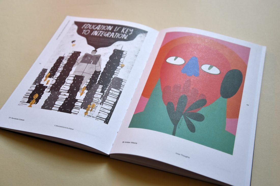 Just Humans. Il catalogo per la mostra dei Graphic Days Torino al Museo Egizio