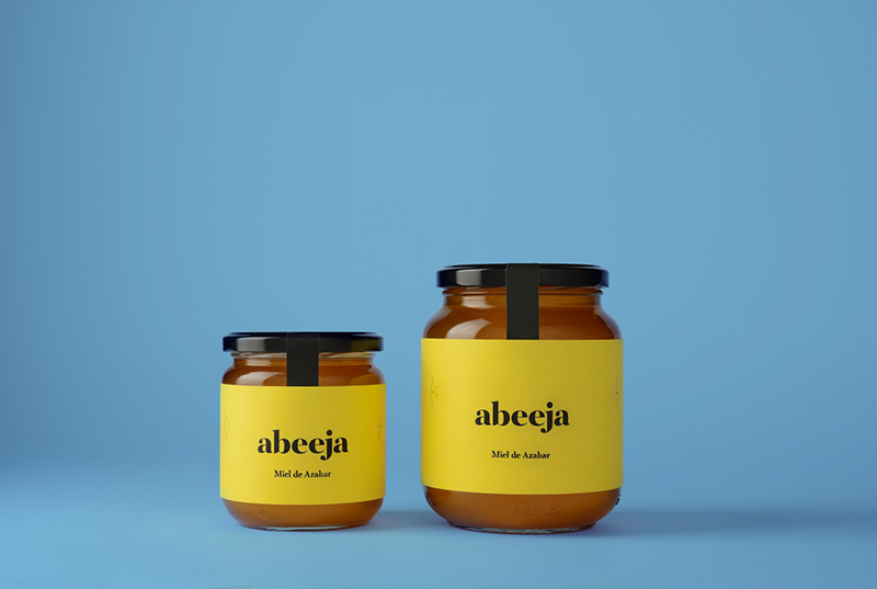 Il packaging di Abeeja