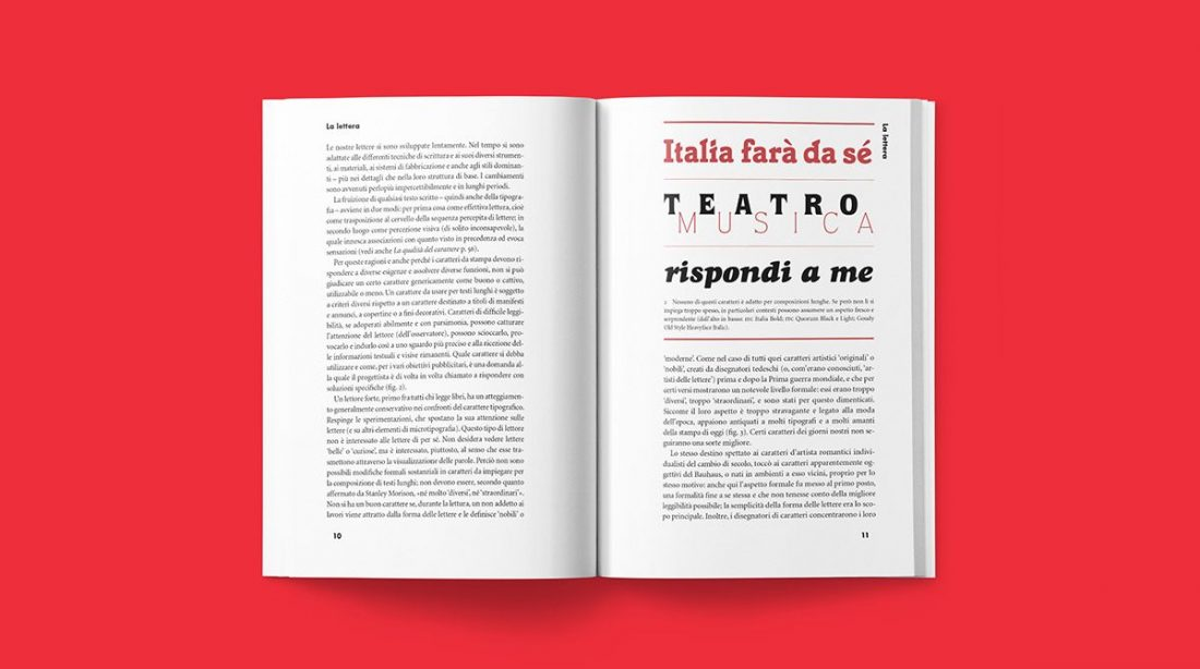 """Il dettaglio in tipografia"" di Jost Hochuli, in italiano per Lazy Dog Press."