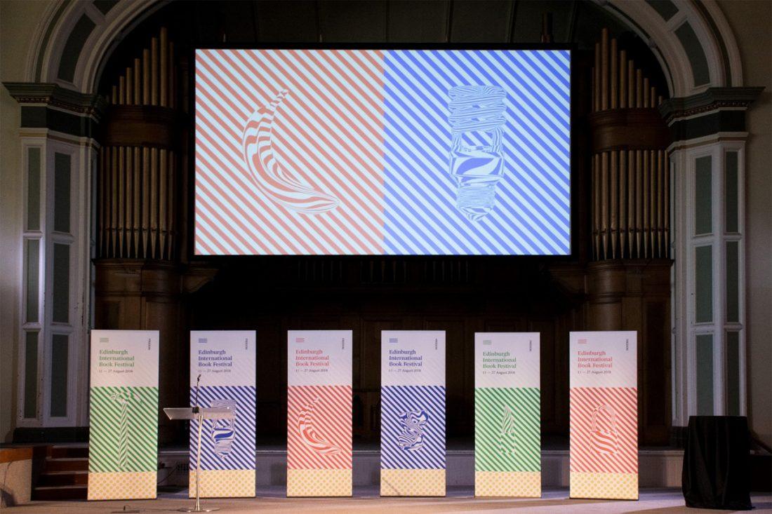 Edinburgh International Book Festival: la campagna sulla libertà di pensiero