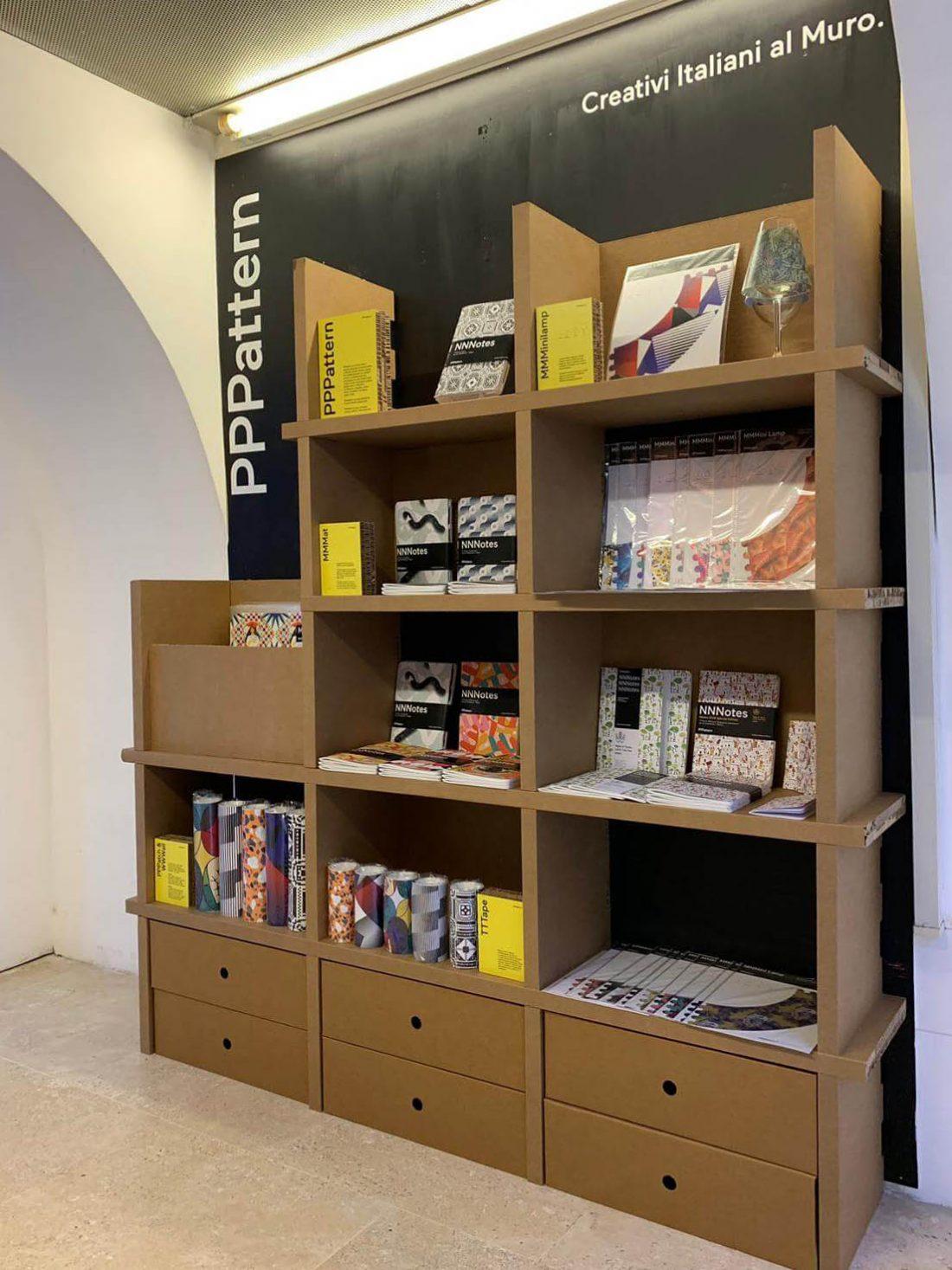 PPPattern, il primo punto vendita a Palazzo delle Esposizioni a Roma