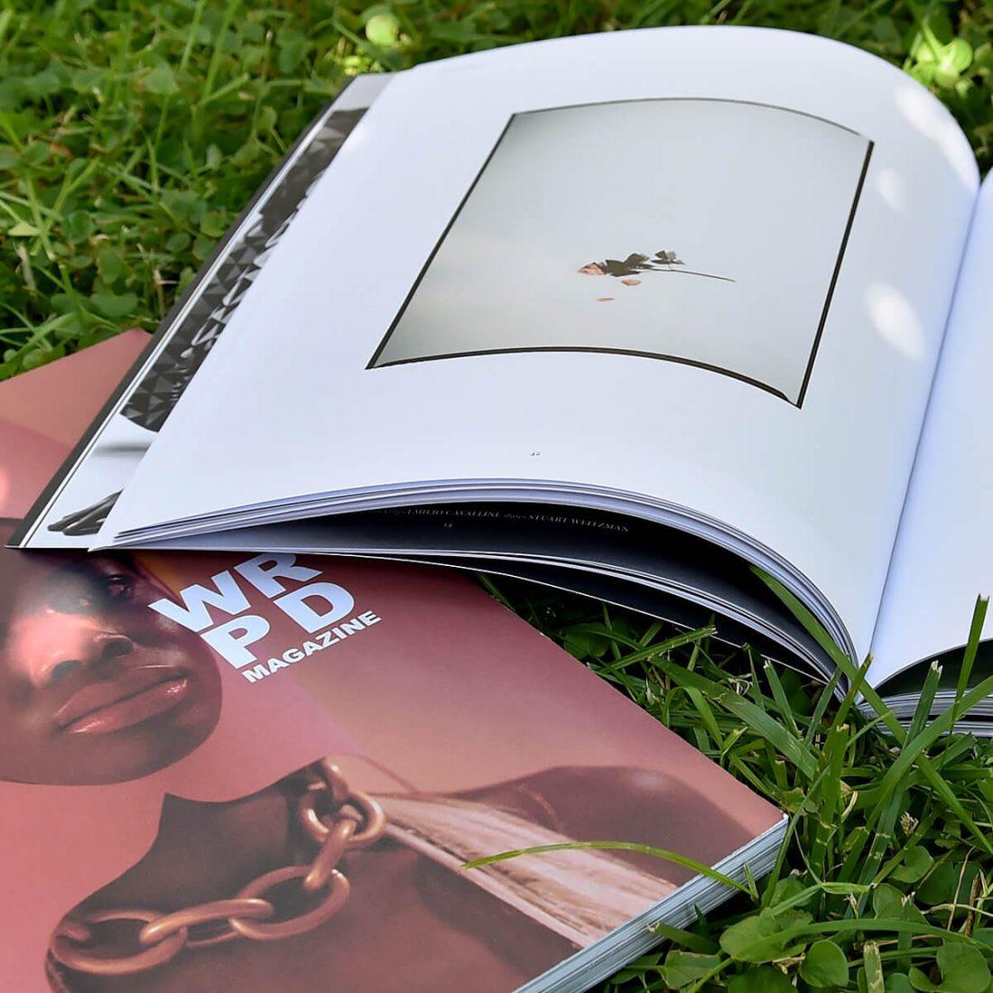 WRPD Magazine. La rivista che unisce arte, fotografia e moda