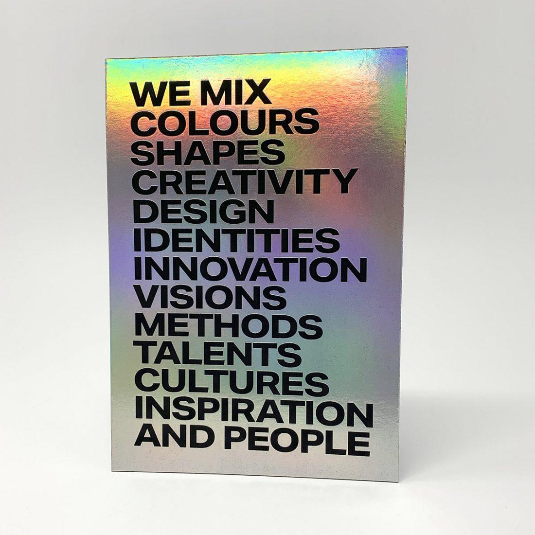 Un invito caleidoscopico per la nuova edizione dei Torino Graphic Days