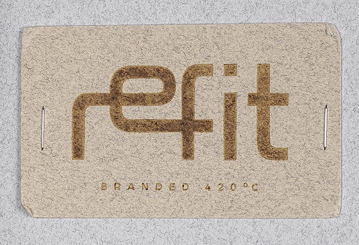 La nuova Favini Refit ottenuta dai residui di lavorazione di lana e cotone