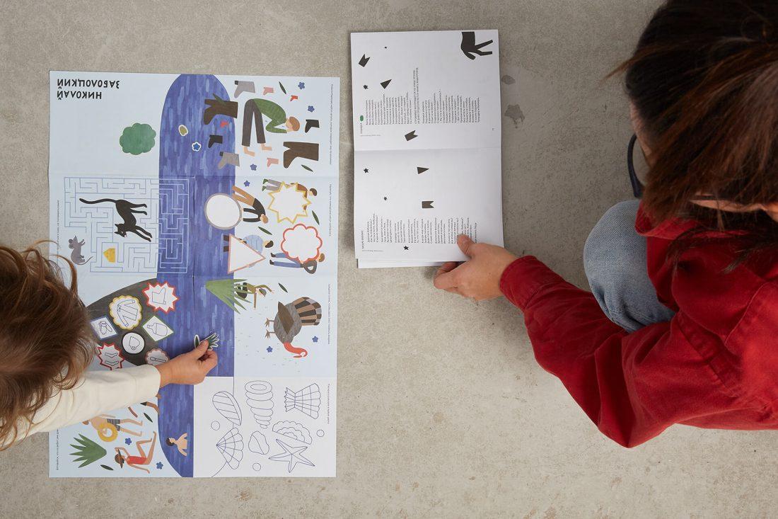 OBERIU un progetto editoriale per avvicinare i bambini alla poesia