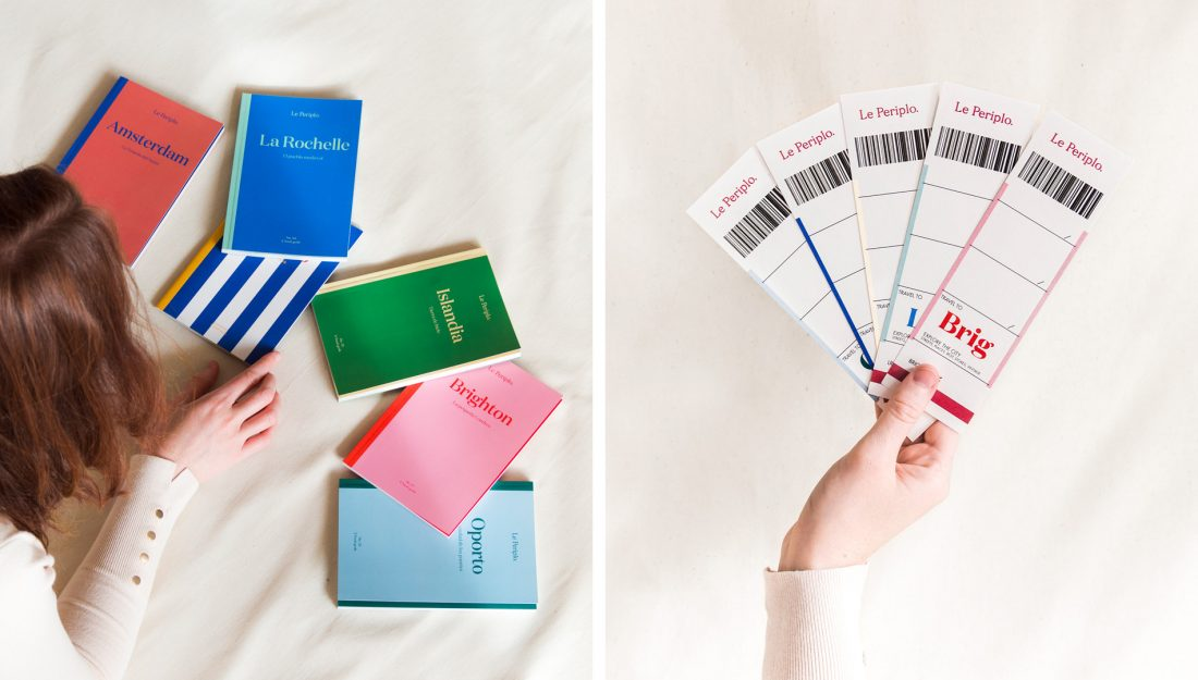 Le guide turistiche Le Periplo. All you need is your passport!