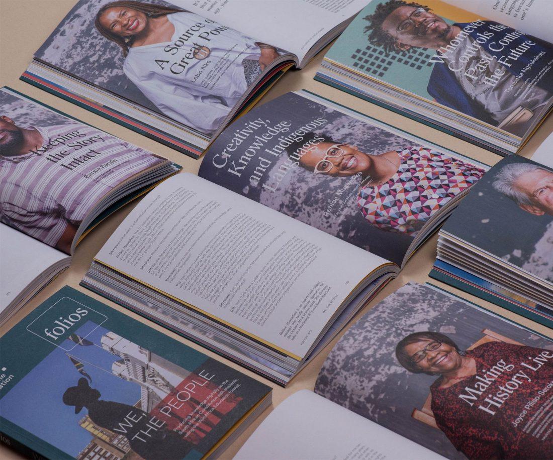 Folios. La creatività come strumento per il cambiamento sociale