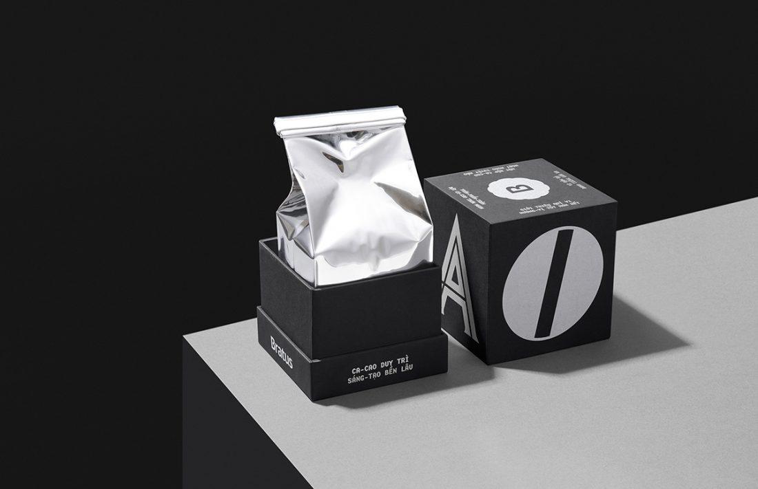 I caratteri tipografici dimenticati del Vietnam del '900 in un packaging