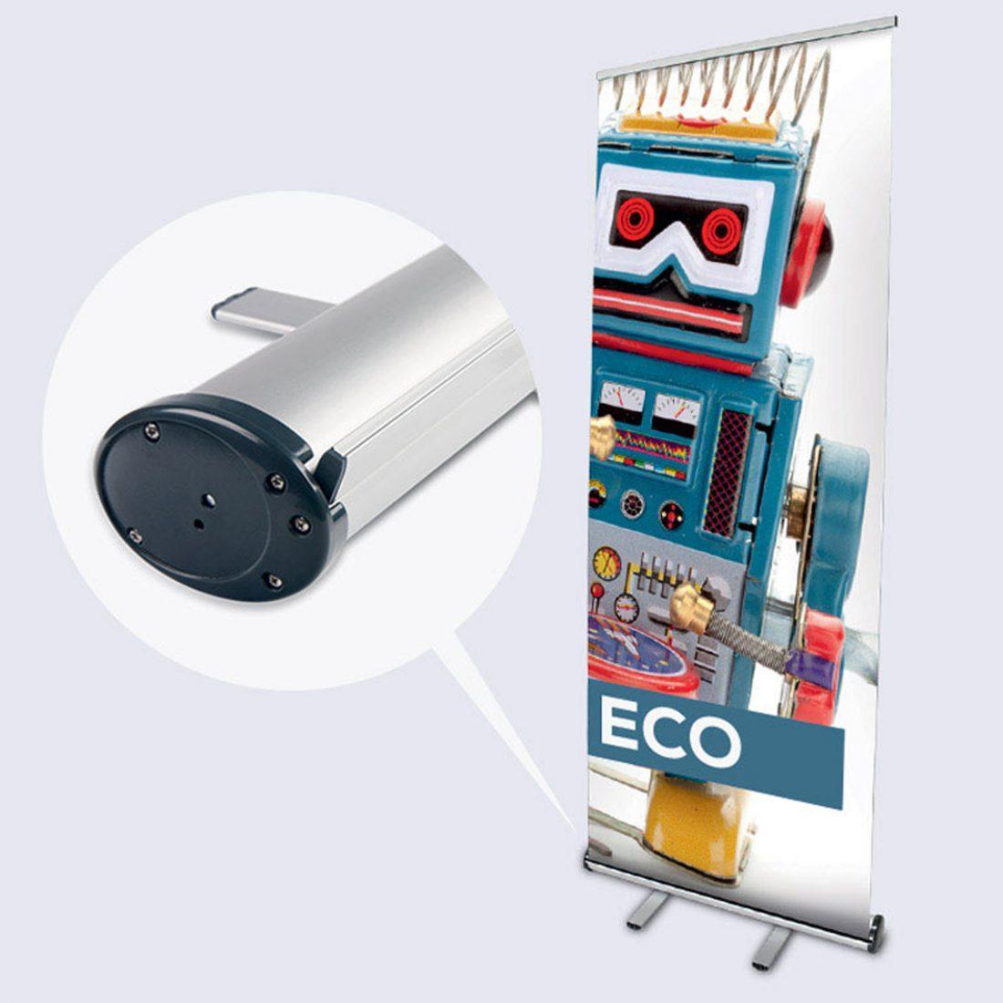 Tutto sul Roll-up, lo strumento più utilizzato per comunicare in eventi e fiere