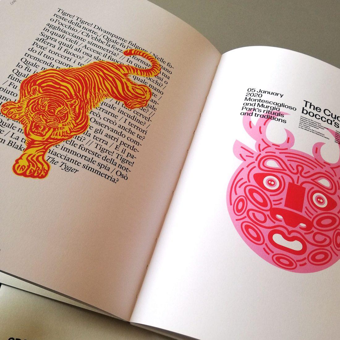 """Il catalogo della mostra """"Singolare plurale"""" per Graphic Days® Torino"""